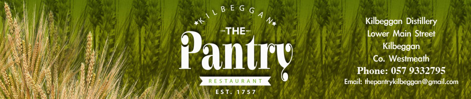 The Pantry Kilbeggan Brand Design