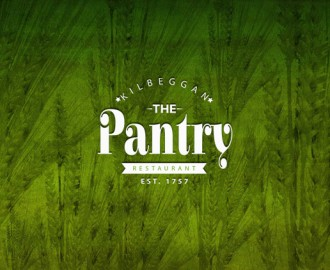 The Pantry Kilbeggan - Brand Design