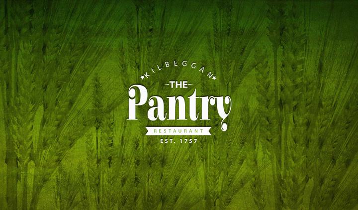 The Pantry Kilbeggan - Brand Design